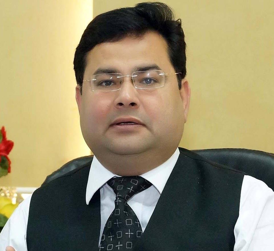 (File Photo)Dr. Anshu Kataria,Presidenr,PUCA