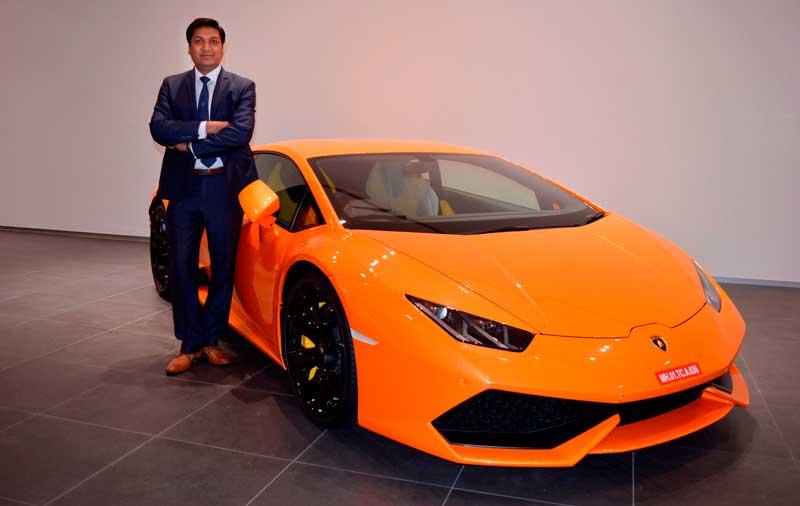 Sharad-Agarwal,-Head,-Lamborghini-India