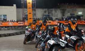 Orange Day hosts by KTM, celebrated in Jalandhar