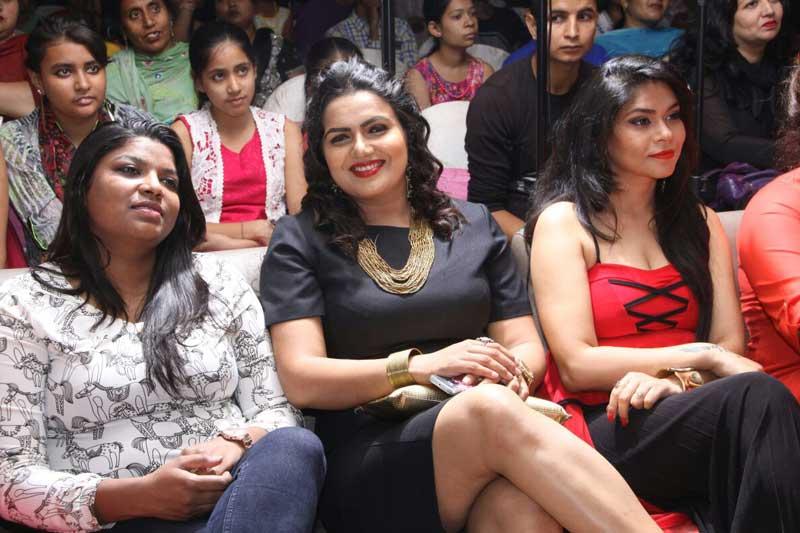 99 Institute Of Beauty & Wellness Organizes Grand Fashion