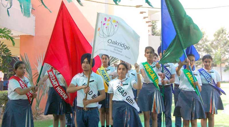 Investiture-ceremony-at-Oakridge-International-School,-Mohali-2