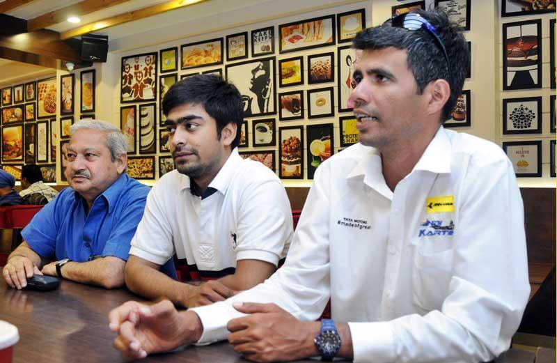 L-to-R---Mr.-Sunil-Jhingran-(GM---F2-Raceway),-Mr.-Milan-Bhalla-(Director---F2-Raceway)-and-Mr.-Rayomand-Banajee,-Director-RR-Motorsports-Management-Pvt.-Ltd-