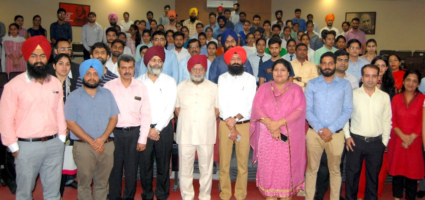 PTU organized a Joint Campus Placement Drive at  GJIMT, Phase 2 Mohali  2 (Small)