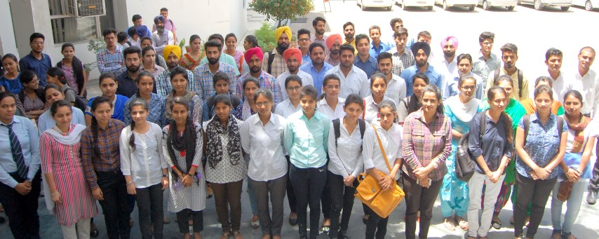 PTU organized a Joint Campus Placement Drive at  GJIMT, Phase 2 Mohali  5 (Small)