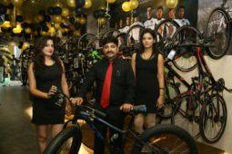 """""""Bike Studio"""" opened in the heart of Chandigarh"""