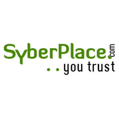 SyberPlace logo