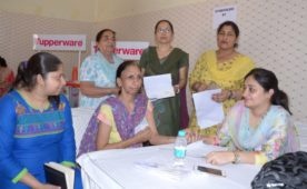 More than 300 women attend Max Hospital free Health Camp at Ludhiana