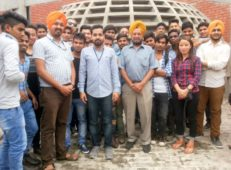 Indo Global students visited PEDA