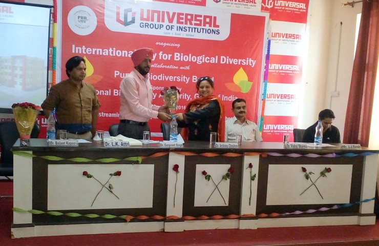 National Biodiversity Authority conduct a seminar on Biological Diversity at UGI copy (Small)