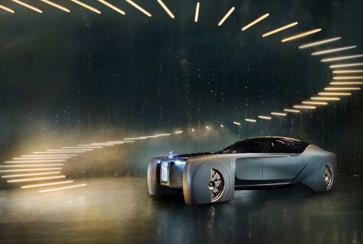 Rolls-Royce VISION NEXT 100 (Small)