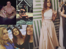 Bold! Pooja Bedi's Daughter Aalia Ebrahim Hot As Hell Pictures Images Pics