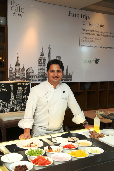 1Southern European Food Festival at JW Marriott Chandigarh (Small)