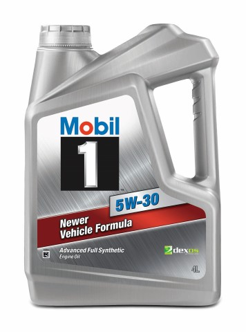 Mobil 1 5W-30 Newer Vehicle Formula (Small)