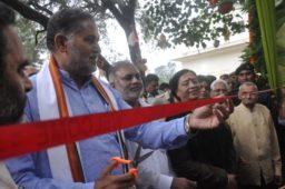 Tourism Minister, Haryana inaugurates the Mango Mela at Pinjore Gardens