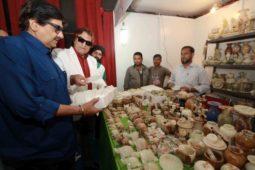 RIWAAZ an INDO PAK Exhibition starts, PAK Fashion & Food Major Attractions