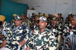 CRPF personnel attend health talk on 'kidney care & organ donation'