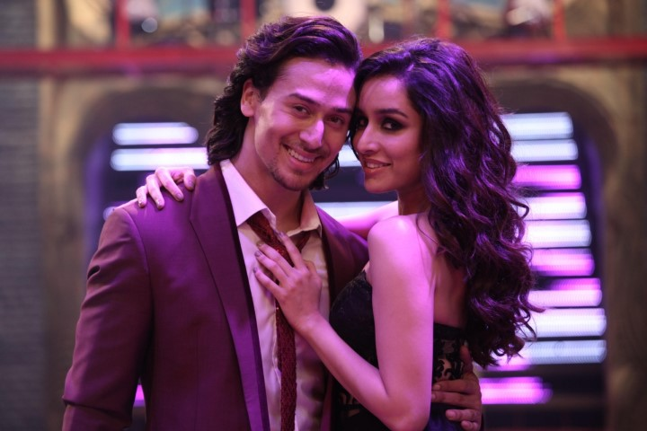 Baaghi poster (Small)
