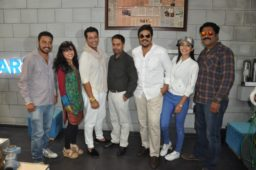 Punjabi Flick '25 KILLE' star cast visits one of India's Leading StartUP, Pumpcart