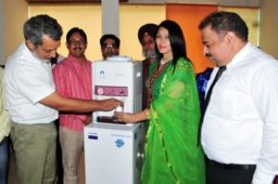 Water Making Machine named AQUARIA is launched in tricity