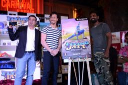Tiger Shroff and Remo D'Souza launch official A Flying Jatt game