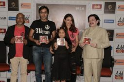 Music of 31st October launched by Soha Ali Khan and Harshdeep Kaur