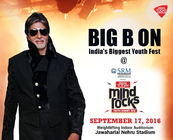Amitabh Bachchan Youth Summit- Pic (Small)