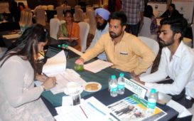 'Canadian Education Fair 2016' organised by Touchstone Educationals