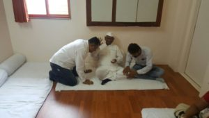 National Freedom Party Gets Support & Blessing of Anna Hazare