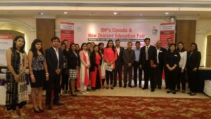IDP Education organized Education Fair – Canada and New Zealand in Jalandhar