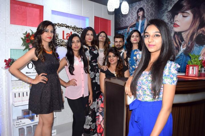 Lakx unisex Salon launch at 34C, Chandigarh 1 (Small)