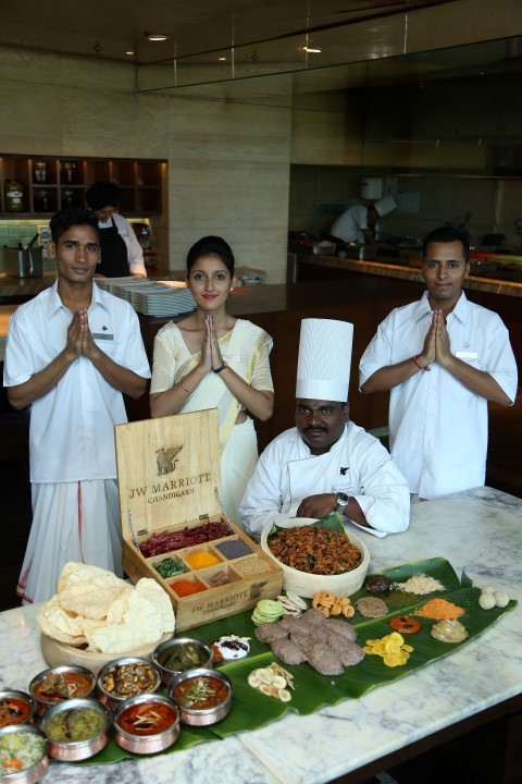 """Pic 2- """"Andhra Ruchulu"""", A Two-Week Andhra Food Festival At The Café@JW (JW Marriott Chandigarh) (Small)"""