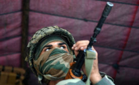 Surgical Strikes across Line of Control (LoC) at 7 Terror camps