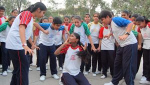 Street Play on Women Empowerment & Safety by Saupin's School