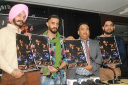 'Chandigarh Di Police' is the first big Project by Pretty Bhullar, Released by Leinster Productions