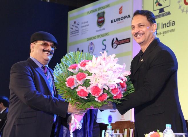 1-mr-kunwar-vikram-singh-chairman-sssdc-greeting-union-minister-of-state-for-skill-development-entrepreneurship-rajiv-pratap-rudy-small