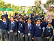 CRB Public School Celebrates Children's Day
