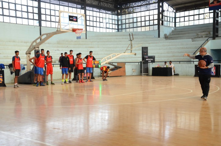 ACG-NBA Jump Program conducted in Ludhiana - NewZNew