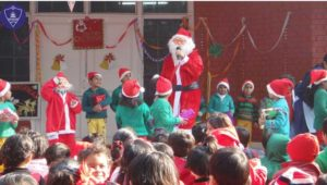 Christmas Carnival at Woodlands House School
