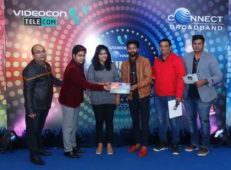 Videocon Connect Conducts 'Young Manch 4' Auditions at Pavilion Mall