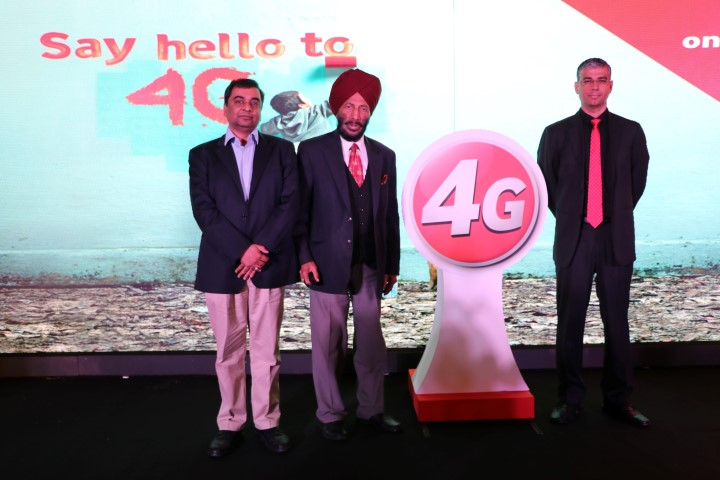 Vodafone SuperNetTM 4G Launched - Enjoy Unlimited 4G data for 2