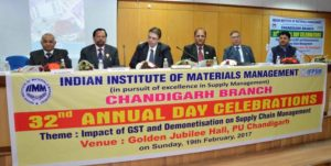 "Experts deliberate on ""Impact of GST & Demonetization Supply Chain Management"""