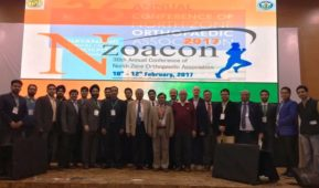 Prof Ramesh Sen elected President of North Zone Orthopaedic Association