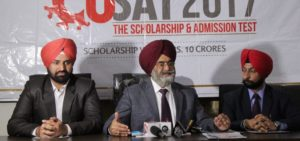 Skill based Education is need of the hour says VC Chandigarh University