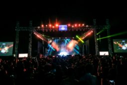 Chandigrah witnesses the magic of MTV Bollyland at Sector 34
