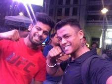 KINGS Academy Chandigarh won at Reebok MMA Championship held at Delh