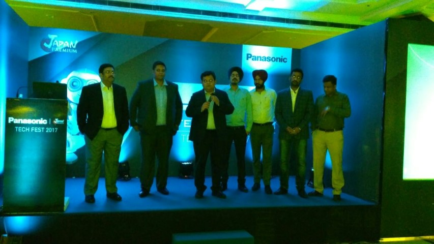 Picture_  Panasonic Organizes Tech-Fest in Ludhiana for dealers and distributors (Small)
