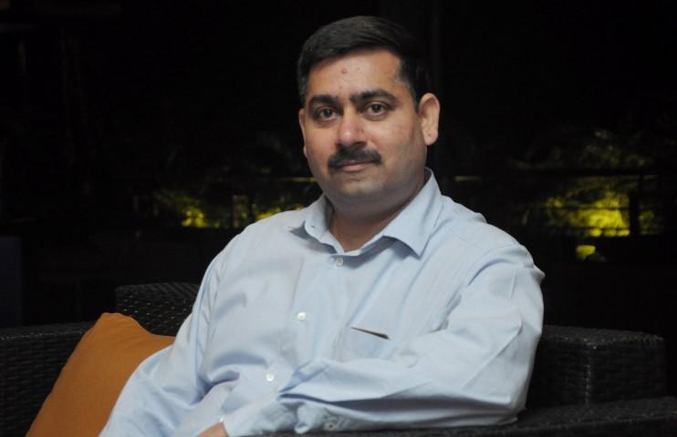 Rajesh Mahajan (Small)