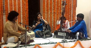Indian Music exponents leave audience spellbound