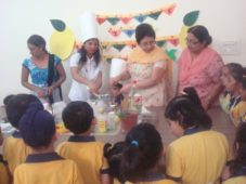 Lemonade Party at SMD Little Champ Smart School