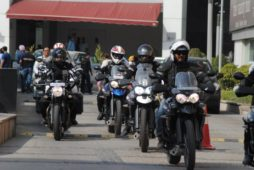 Triumph Tiger Trails Rally Flag off from Chandigarh